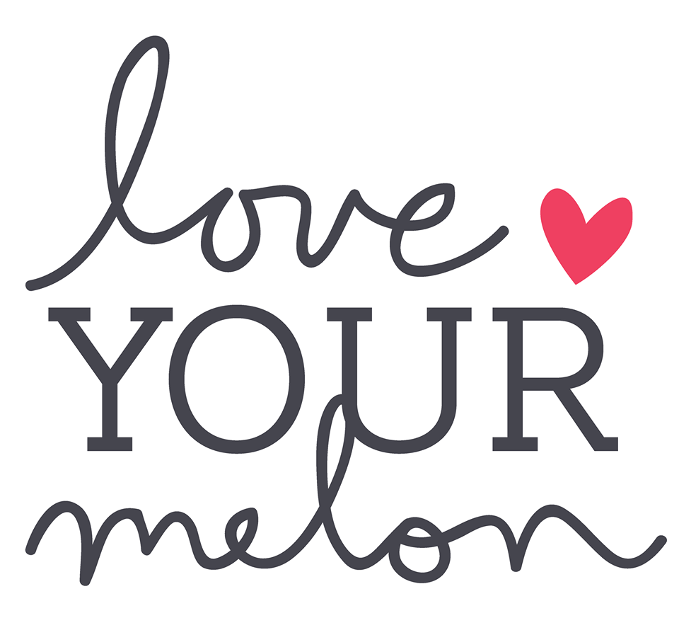 Love Your Melon Text